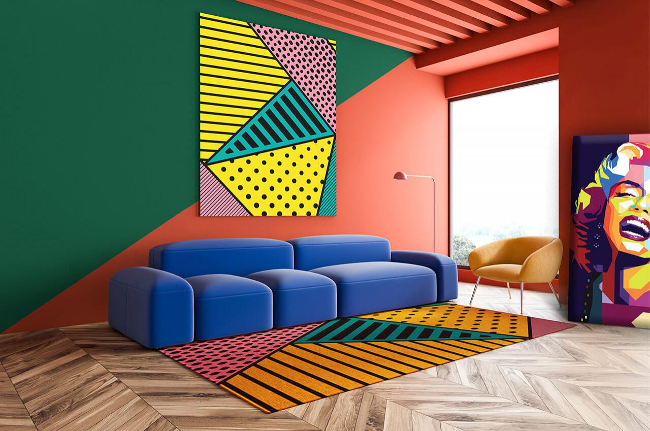 SLIKA 3 Pop art 1280x8503 R24 7 en G12 7