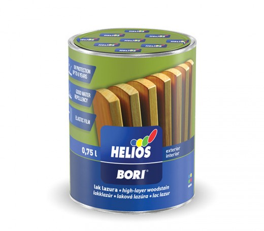 BORI lacquer wood stain UV PROTECTION